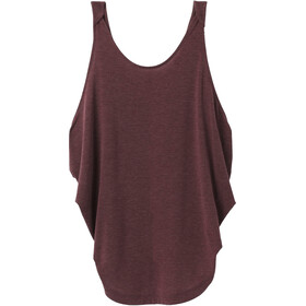 Prana Mariposa Tank Women, raisin
